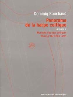 Panorama de la Harpe Celtique Volume 2 Dominig Bouchaud laflutedepan