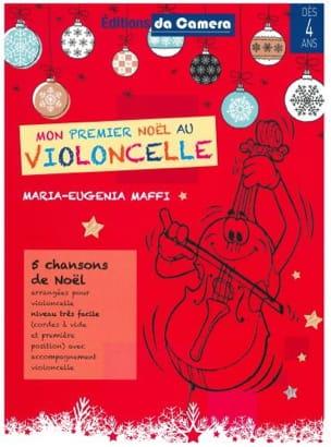 Mon premier Noël au Violoncelle Maria-Eugenia Maffi laflutedepan