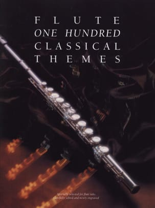 100 Classical Themes for Flute - Partition - laflutedepan.com