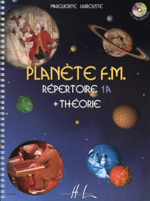 Marguerite Labrousse - Planet FM 1A - Directory di teoria - Partition - di-arezzo.it