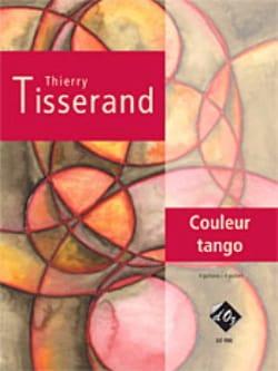 Couleur Tango TISSERAND Partition Guitare - laflutedepan