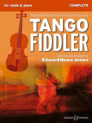 The Tango Fiddler Jones Edward Huws Partition Violon - laflutedepan