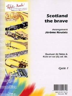 Scotland The Brave - Arrgt. Flûtes Jérôme Naulais laflutedepan