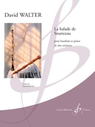La Balade de Souriceau David Walter Partition Hautbois - laflutedepan