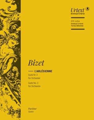 BIZET - L'Arlésienne - Suite n ° 2 - Partition - di-arezzo.co.uk
