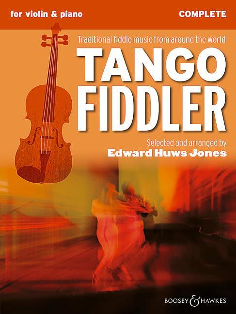 The Tango Fiddler - Jones Edward Huws - Partition - laflutedepan.com