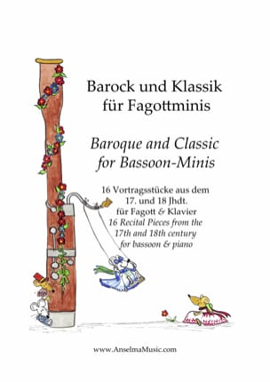 Baroque and Classic for Bassoon-Minis Partition Basson - laflutedepan