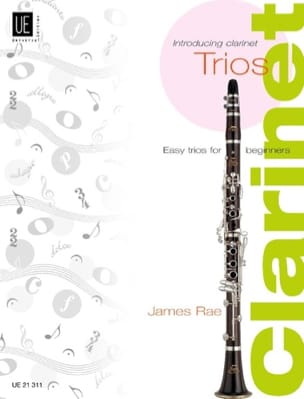 Introducing Clarinet Trios James Rae Partition laflutedepan
