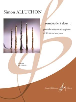 Promenade à deux... - Clarinette et piano Simon Alluchon laflutedepan