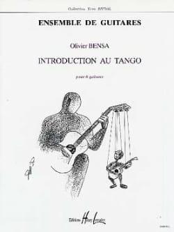 Introduction au Tango - 6 Guitares Olivier Bensa laflutedepan