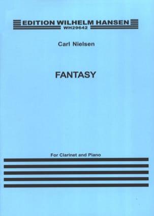 Fantasy NIELSEN Partition Clarinette - laflutedepan