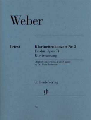 Klarinettenkonzert Es-Dur Nr. 2 op. 74 - laflutedepan.com