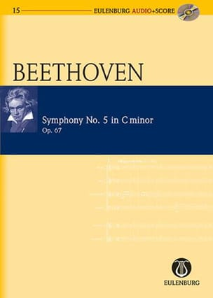 Symphonie N° 5 Opus 67 en Ut Mineur BEETHOVEN Partition laflutedepan