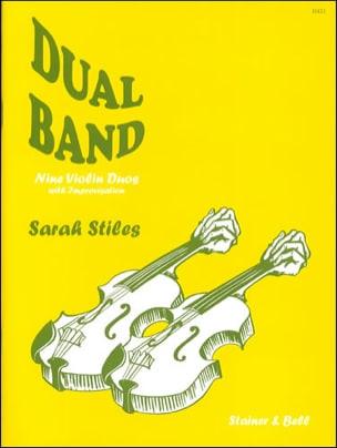 Dual Band. Nine Violin Duos with improvisation laflutedepan