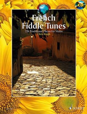 French Fiddle Tunes Traditionnels Partition Violon - laflutedepan