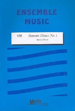 Slavonic dance n° 1 -Ensemble DVORAK Partition laflutedepan