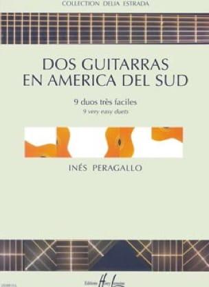 Dos guitarras en America del Sud - Inès Peragallo - laflutedepan.com