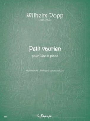 Petit Vaurien - Wilhelm Popp - Partition - laflutedepan.com