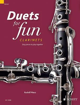Duets for Fun - 2 Clarinettes - Partition - laflutedepan.com