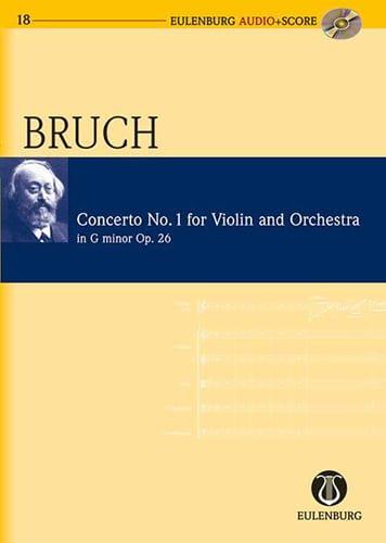 Concerto Pour Violon Opus 26 N°1 - BRUCH - laflutedepan.com