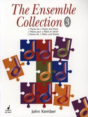 The ensemble collection - Volume 3 - John Kember - laflutedepan.com