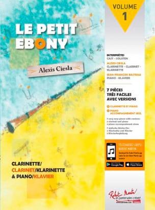 Le Petit Ebony Volume 2 Alexis Ciesla Partition laflutedepan