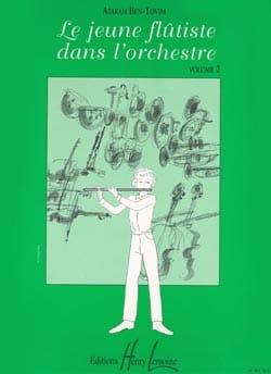 Le Jeune Flûtiste Dans L'orchestre Vol.2 Partition laflutedepan