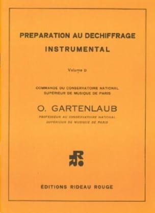 Préparation au déchiffrage instrumental - Volume D - laflutedepan.com