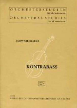 Orchesterstudien - Heft 9 - Kontrabass - laflutedepan.com