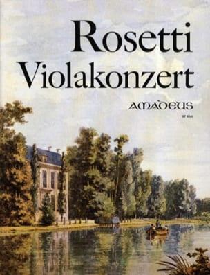 Violakonzert G-Dur - Viola Klavier laflutedepan
