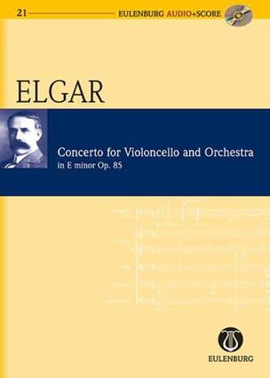 Concerto Pour Violoncelle Op. 85 En Mi Mineur ELGAR laflutedepan