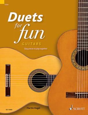 Duets for Fun - 2 Guitares - Partition - laflutedepan.com