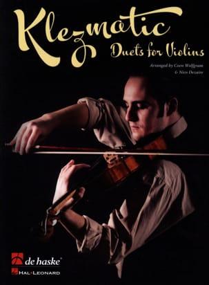 Klezmatic Duets For Violins Nico Dezaire Partition laflutedepan