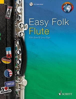 Traditionnels - Easy Folk Flute - Partition - di-arezzo.com