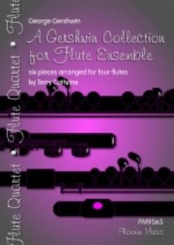 A Gershwin Collection For Flute Ensemble GERSHWIN laflutedepan