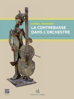 La Contrebasse dans l'Orchestre Daniel Massard Partition laflutedepan