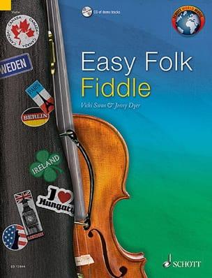 Traditionnels - Easy Folk Fiddle - Violín - Partition - di-arezzo.es