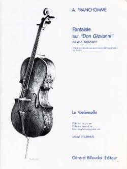 Fantaisie sur Don Giovanni de W.A. Mozart laflutedepan
