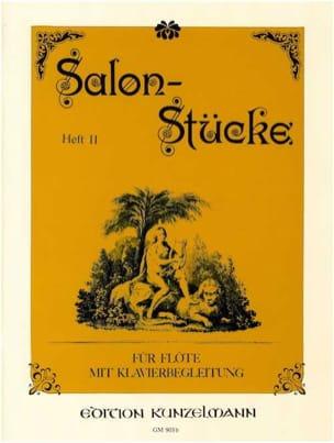 Salon-Stücke - Heft 2 -Flöte Klavier Partition laflutedepan