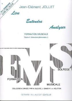 Lire Entendre Analyser - Volume 4 - Elève Elémentaire laflutedepan