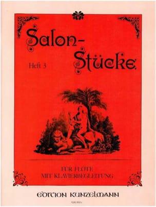 Salon-Stücke - Heft 3 - Volume 3 - Partition - laflutedepan.com