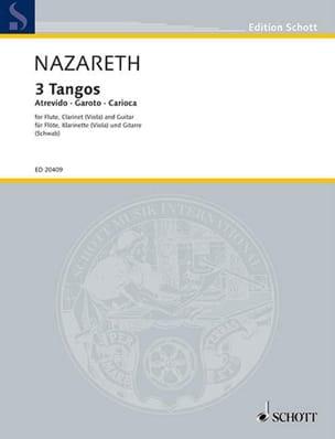 3 Tangos Ernesto Nazareth Partition Trios - laflutedepan