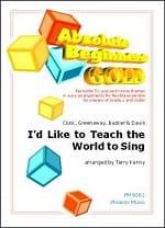 I'd like to teach the World to sing -Ensemble laflutedepan