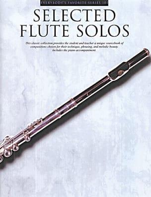 Selected Flute Solos Partition Flûte traversière - laflutedepan
