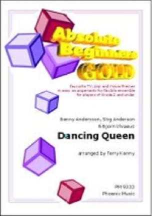 Dancing Queen -Ensemble - laflutedepan.com