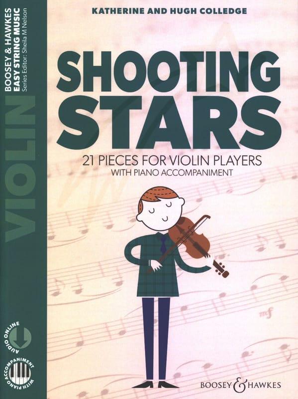 Shooting Stars - Katherine & Hugue Colledge - laflutedepan.com