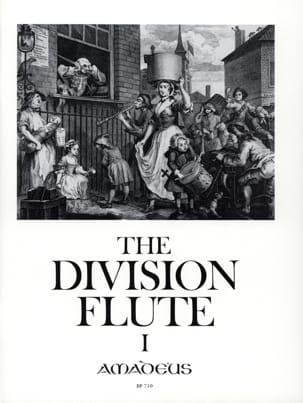 The Division Flute Volume 1 Partition Flûte à bec - laflutedepan