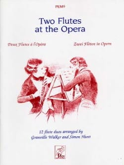 2 Flutes at the Opera Volume 1 Partition laflutedepan
