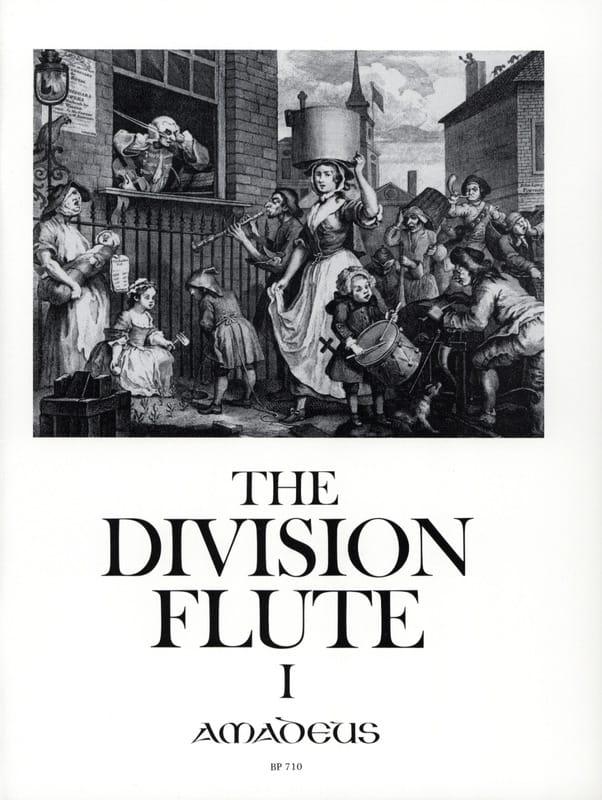 The Division Flute Volume 1 - Partition - laflutedepan.com