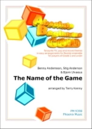 The Name of the Game -Ensemble - laflutedepan.com
